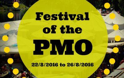 It's PMO festival time!