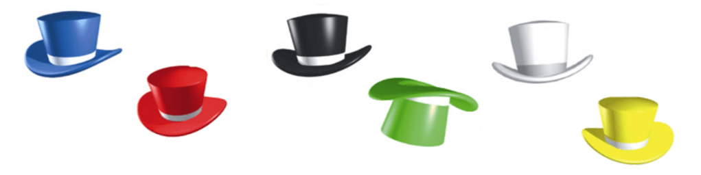Thinking Hats - There's more to Project Reporting than producing a Report