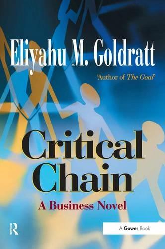 CriticalChain 1 - The Critical Chain Method