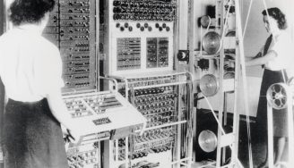 Mark 2 Colossus computer.